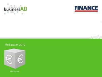 Mediadaten finance-magazin.de