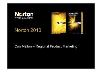 Norton 2010 - Social Media Release
