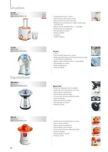 Caracteristicas todos los productos 02 - Social Media Release