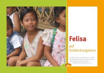"PDF Buch ""Felisa auf Entdeckungstour"" - fair plus regional"
