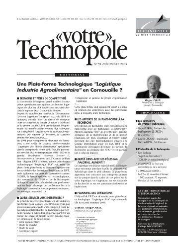 Votre Technopôle - Innoviaq