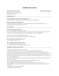 download - Elliott School of International Affairs - The George ...