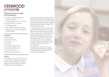 Recettes (PDF) - KENWOOD SWISS AG