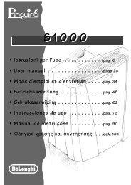 Mode d'emploi comme PDF - KENWOOD SWISS AG