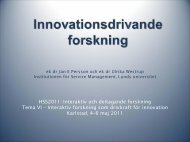 PP Persson & Westrup.pdf - Forskning