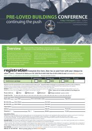 to download the registration form - Australian Institute of ...
