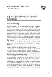 Betänkande 2007/08:FöU15