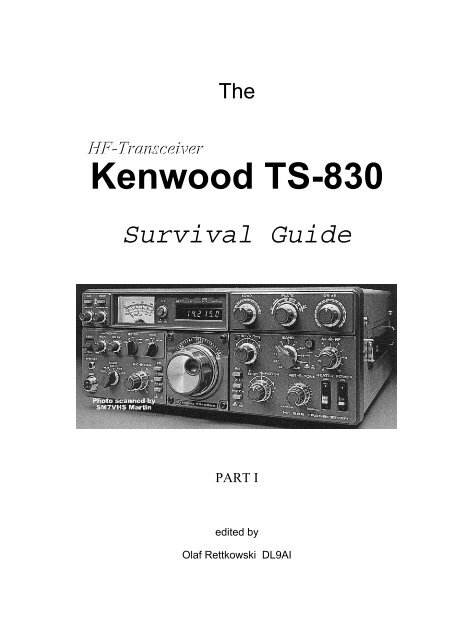 """Kenwood TS-850S Transceiver late serial /""""IF/"""" board***You Tube working link***"""