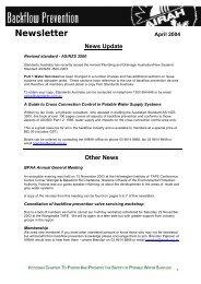 April 2004 - newsletter - Australian Institute of Refrigeration Air ...