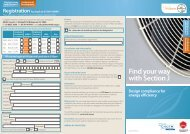 Find your way with Section J - Australian Institute of Refrigeration Air ...