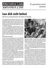 PDF zum Download - Alternative Liste an der Uni Köln
