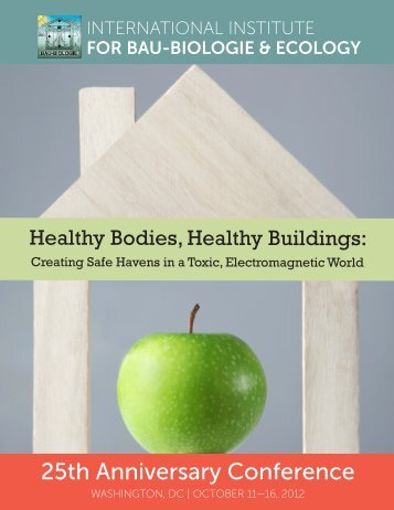Table Of Contents - International Institute for Building Biology and ...