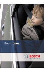 Bosch dnes