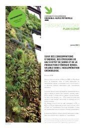 OBSERVATOIRE - Extranet Plan Climat - Grenoble Alpes Métropole