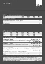 Sie zahlen nur 499 - M/S VisuCom GmbH