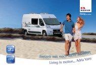 Freizeit mit noch mehr Komfort - M/S VisuCom GmbH