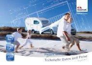 Maße & Preise 2007 - M/S VisuCom GmbH