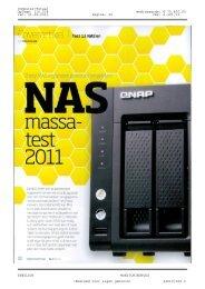 Computer!Totaal Oplage: 110.538 van: 31-05-2011 ... - Synology