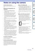 Handbook - Sony - Page 3