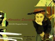 SVO.CVA Program Overviews 2012-13.pdf - Sultan Public Schools