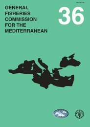 Report of the thirty-sixth session. Marrakech, Morocco ... - FAO Sipam