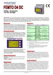 pdf (400 KB) - Weigel Messgeraete GmbH