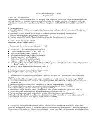EE 332 - Junior Laboratory II - 2 Hours Required course 1. 2007 ...