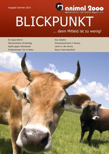 Einladung zur ordentlichen ... - Menschen für Tierrechte Bayern e.v.