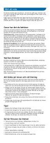 Handledning för hem och hobby Limguide - Page 2