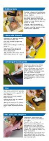 Handledning för hem och hobby Limguide - Page 4
