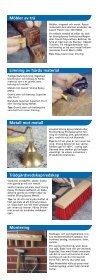 Handledning för hem och hobby Limguide - Page 5