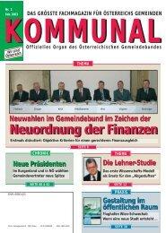 Neuordnung der Finanzen Neuordnung der Finanzen