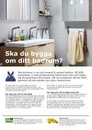 Läs mer om vår installationsservice. - Ikea