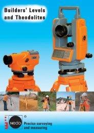 Builders' Levels E-Series - Instrumentcompaniet AS