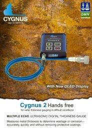 Cygnus 2 Hands Free Iss 8 - 09-11-10 - Instrumentcompaniet AS