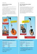 Nedo Measuring Wheels - Instrumentcompaniet AS - Page 3