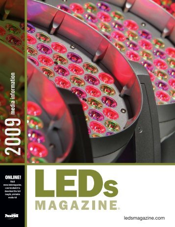 media information - LEDs Magazine