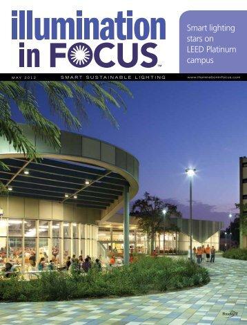 Smart lighting stars on LEED Platinum campus - LEDs Magazine