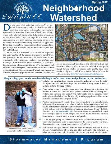 Spring 2012 - City of Shawnee