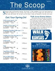Get Your Spring On! - City of Shawnee