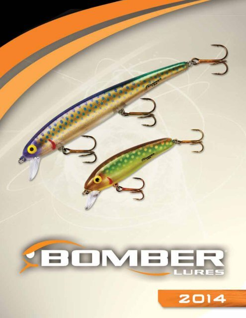 B05SL Bomber Square A 3//8 oz Baby Bass//Orange Belly Fishing Lure