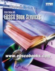 16592 EbscoBook Broch 2005.indd - EBSCO Information Services