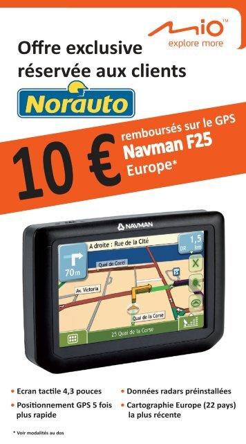 Navman F25 10 - Norauto