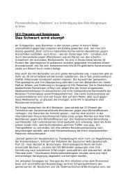 HIV 2005: Herausforderung |Innovation |Vision - Deutsche AIDS ...