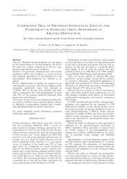 comparative trial of treatment satisfaction, efficacy and tolerability of ...