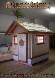 Thema Wir bauen ein Gartenhaus - Schulverlag AG