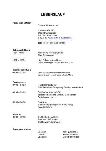 Beste Probe Lebenslauf Für Arzt Assistent Programm Zeitgenössisch ...