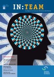 IN : Team Ausgabe 2, Thema: Bildung - NGD - Gruppe ...