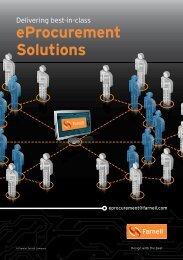 eProcurement Solutions - Farnell