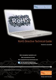 RoHS Directive Technical Guide